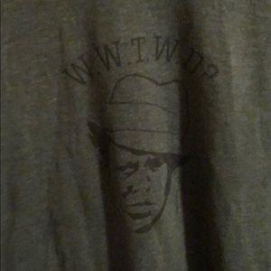 50/50 Mens Vintage W.W.J.D? Single Stitch T-Shirt